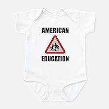 American Education Infant Bodysuit