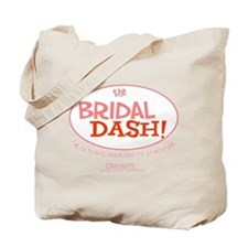 Cashunt's Bridal Dash Tote Bag