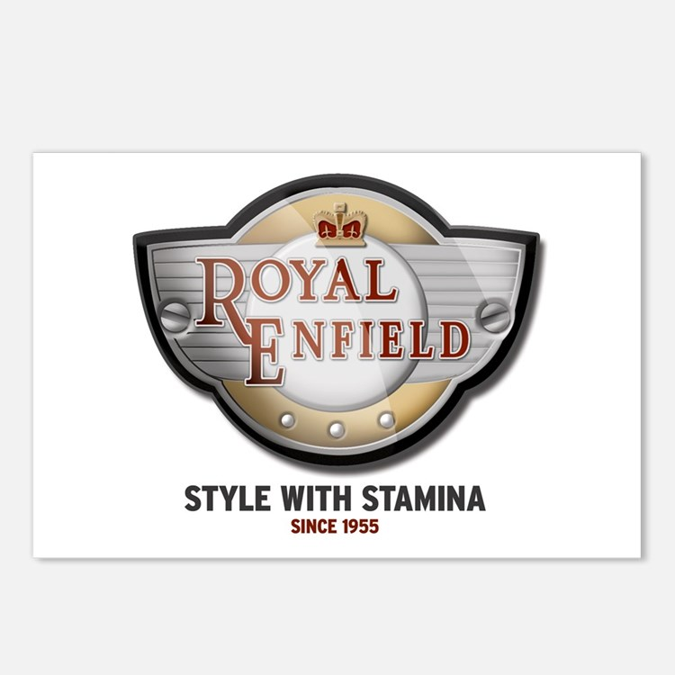 Style With Stamina Postcards (Package of 8)
