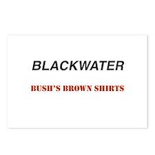 Blackwater Postcards (Package of 8)