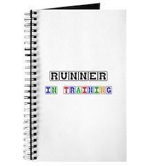 Runner In Training Journal