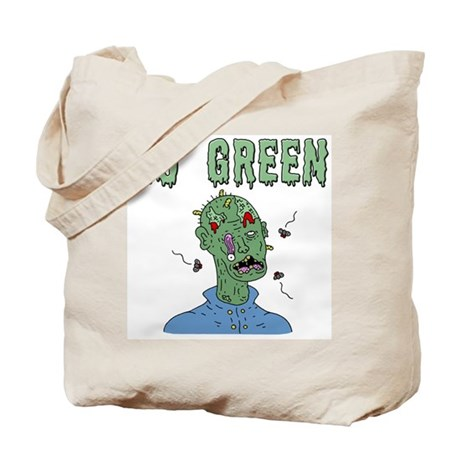 Go Green (tote bag)