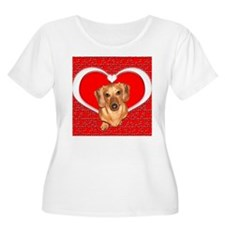Sweetheart Dachshund Dog T-Shirt