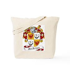 MacIntyre Family Crest Tote Bag