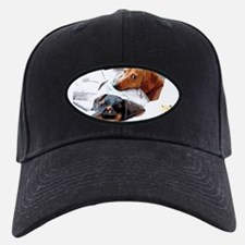 Naptime Love Dachshunds Baseball Hat