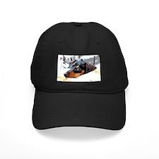 Naptime Alone Dachshund Baseball Hat
