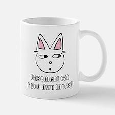 Basement Cat Mug