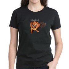 Check it Out Dauchshund Dog Tee