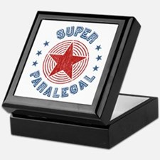 Super Paralegal Keepsake Box