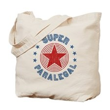 Super Paralegal Tote Bag