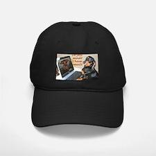 Lilys Computer Baseball Hat