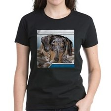 Speckled Dachshund Dogs Tee