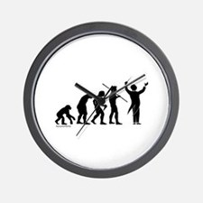 Conductor Evolution Wall Clock