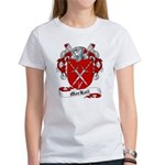 MacKail Family Crest Women's T-Shirt