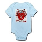MacKail Family Crest Infant Creeper
