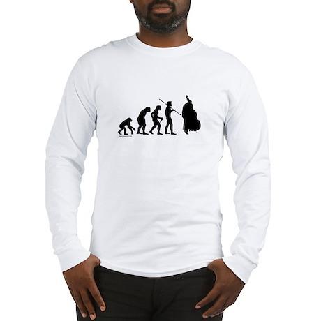 Bass Evolution Long Sleeve T-Shirt