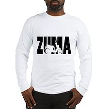 Yamaha Zuma in Text Long Sleeve T-Shirt