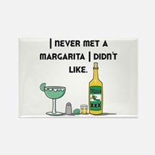 I Like Margaritas Rectangle Magnet