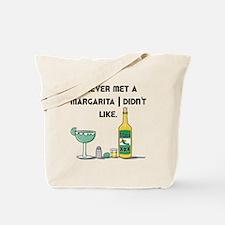 I Like Margaritas Tote Bag
