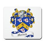 Mackay Family Crest Mousepad