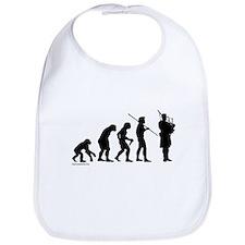 Bagpipe Evolution Bib