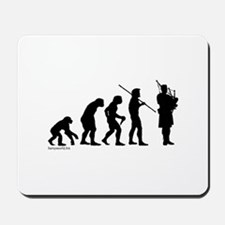 Bagpipe Evolution Mousepad