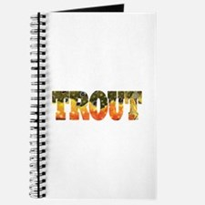Brook TROUT Journal