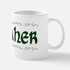 Maher Celtic Dragon Mug