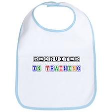 Recruiter In Training Bib
