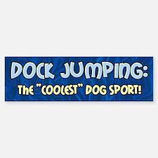 Coolest Dog Sport Bumper Bumper Bumper Sticker
