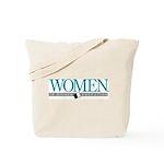 Women in Higher Education Tote Bag