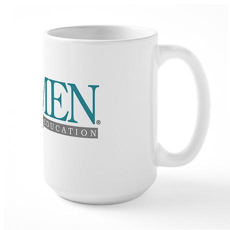 Women in Higher Education Large Mug
