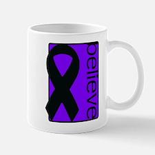 Violet (Believe) Ribbon Mug