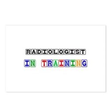 Radiologist In Training Postcards (Package of 8)