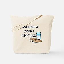I Love Cookies Tote Bag