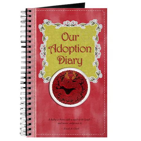 Adoption Diary Journal