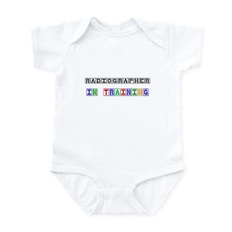Radiographer In Training Infant Bodysuit