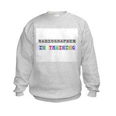 Radiographer In Training Sweatshirt