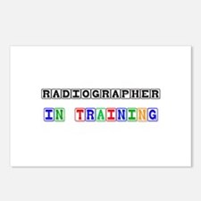 Radiographer In Training Postcards (Package of 8)