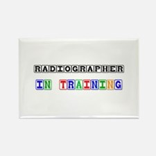 Radiographer In Training Rectangle Magnet