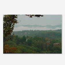 Smokey Mountain Morning Postcards (Package of 8)