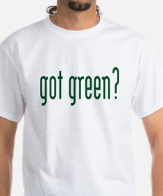 Got Green Shirt