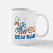 New Dad Baby Boy Mug