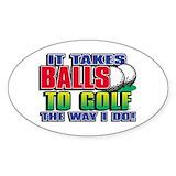 Funny golf Single