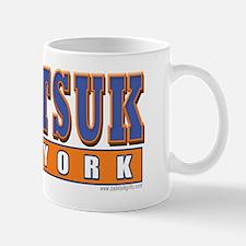 Mettsuk, NY... Mug