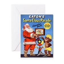 Eaton's Blank Christmas Cards (Pk of 20)