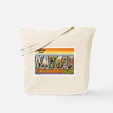 Kansas KS Tote Bag