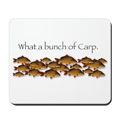 Bunch of Carp Mousepad