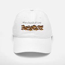 Bunch of Carp Baseball Baseball Cap