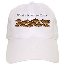 Bunch of Carp Baseball Cap